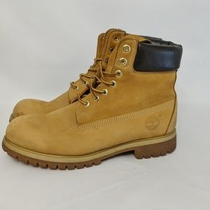 Timberland Leather 9.5 boots